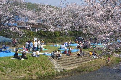 切戸川河川公園