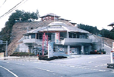 道の駅 吉野路大塔