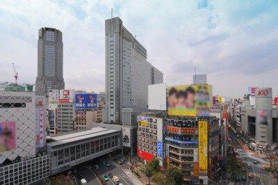 【営業時間短縮】渋谷マークシティ