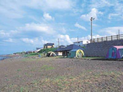 沙留(さるる)海水浴場