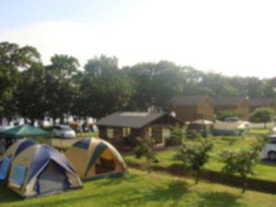 洞爺水辺の里財田キャンプ場