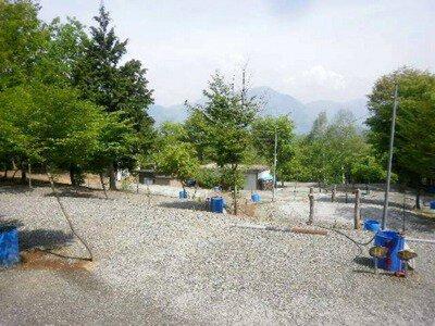 大人のキャンプ場