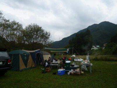 鬼怒川温泉オートキャンプ場