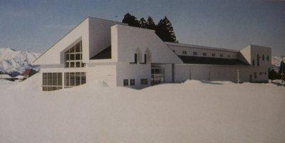 南魚沼市トミオカホワイト美術館