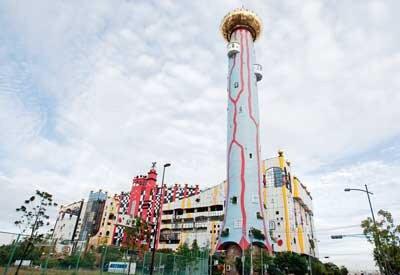 【工場見学中止】大阪広域環境施設組合 舞洲工場