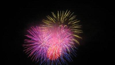【2020年開催なし】第62回笛吹川県下納涼花火大会