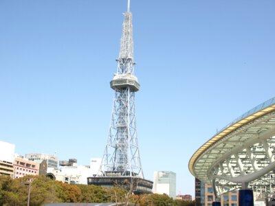 名古屋テレビ塔 【営業時間短縮】