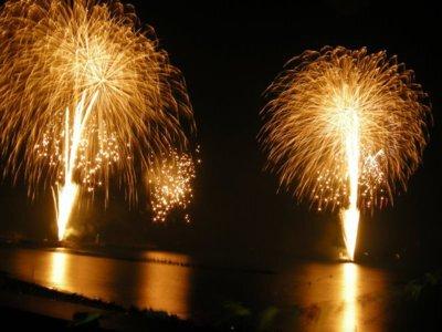 第46回たけの海上花火大会