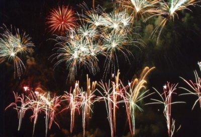 【2020年開催なし】豊岡 柳まつり花火大会