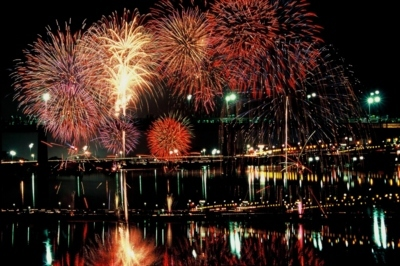 【2020年開催なし】第69回龍野納涼花火大会