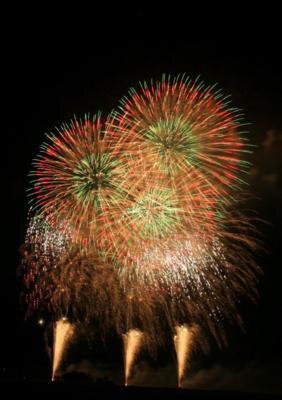 【2020年中止】第96回増田の花火