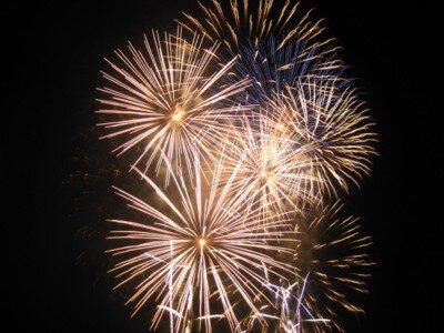 【2016年中止】筑前中間 川まつり 花火大会