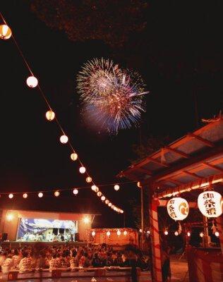 第40回奥多摩納涼記念花火大会