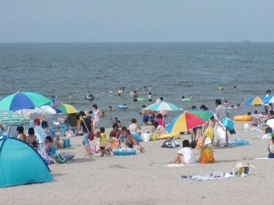 【2020年営業中止】網代浜海水浴場