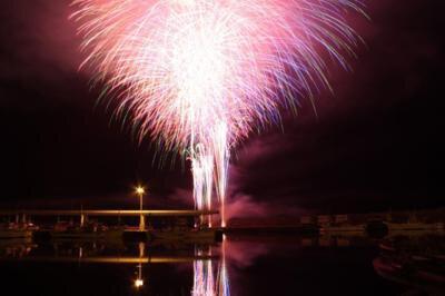 【2020年中止】第38回しかべ海と温泉のまつり&花火大会
