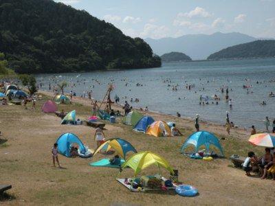 【2020年営業中止】宮ヶ浜水泳場