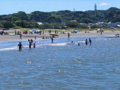 【2020年営業中止】大貫中央海水浴場