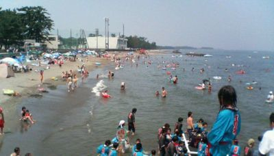 【2020年営業中止】二見浦海水浴場