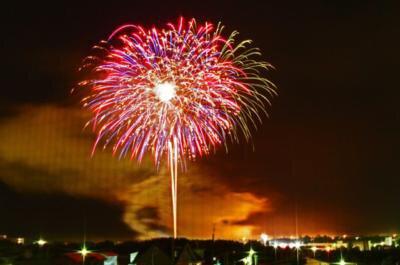 第62回なかしべつ夏祭り協賛大平原花火大会