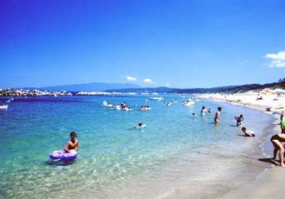 素浜海水浴場