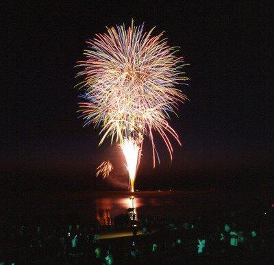 【2020年中止】第44回天塩川港まつり花火大会