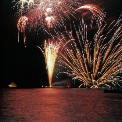1260芦ノ湖夏まつりウィーク 湖水まつり花火大会