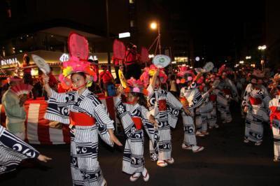 第45回千葉の親子三代夏祭り【2021年中止】
