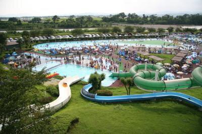 【2020年プール営業中止】壬生町黒川の里ふれあいプール
