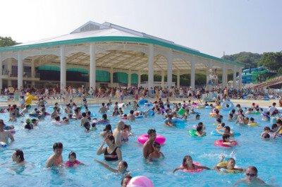 【2020年プール営業中止】こどもの国プール