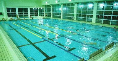 境港市民温水プール