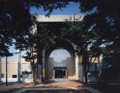 茨城県つくば美術館