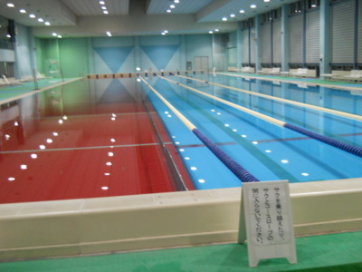 常総運動公園プール