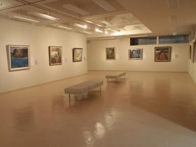 志摩市 絵かきの町・大王 美術ギャラリー