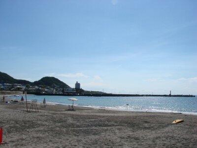 【2020年営業中止】江見海水浴場