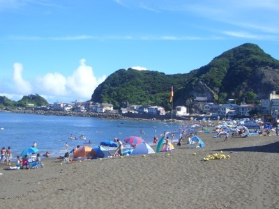 【2020年営業中止】太海海水浴場