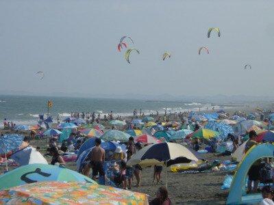 【2020年営業中止】中里海水浴場