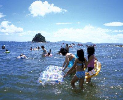 【2020年営業中止】三河大島海水浴場