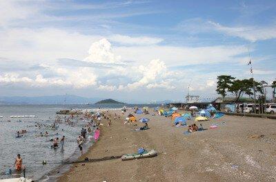 【2020年営業中止】仁崎海水浴場