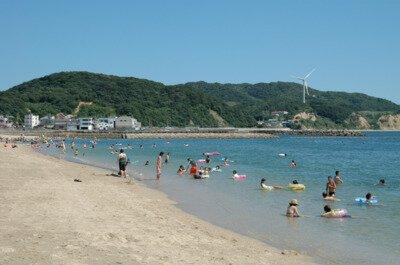 【2020年営業中止】阿万海岸海水浴場