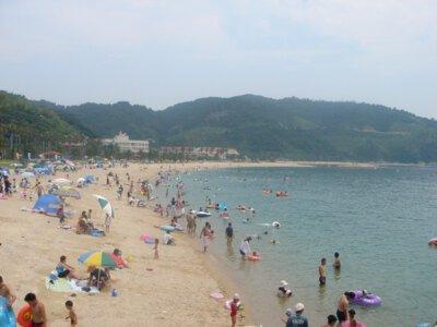 【2020年営業中止】片添ヶ浜海水浴場