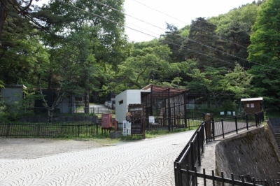 大町山岳博物館付属園