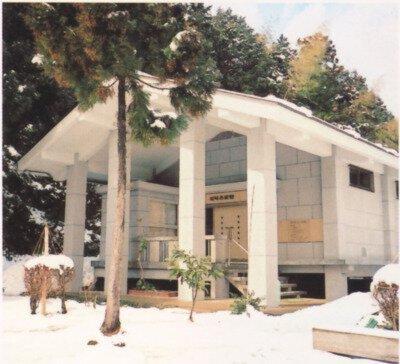 温泉寺宝物館