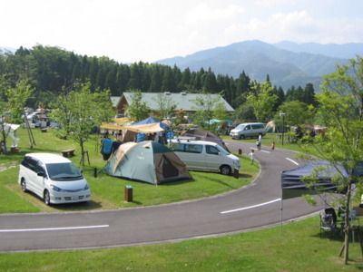 【臨時休業】県立大隅広域公園オートキャンプ場
