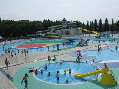 【2020年プール営業中止】山形県総合運動公園屋外プール