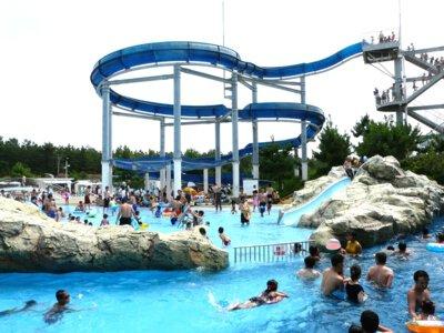 【2020年プール営業中止】芦屋海浜公園 レジャープールアクアシアン