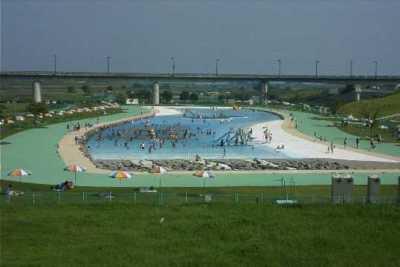 【2020年プール営業中止】足利渡良瀬ウォーターパーク(わたらせビーチ)