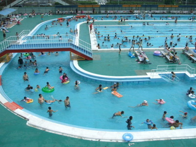 【2020年プール営業中止】原山市民プール