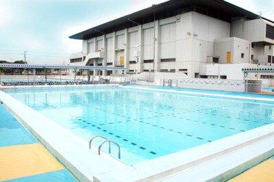 【2020年プール営業中止】茨木市立中条市民プール