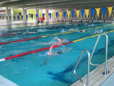 山口きらら博記念公園水泳プール