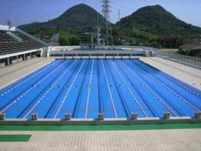 香川県立総合水泳プール